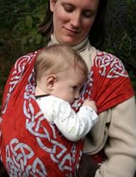Wrapsody Bali Baby Stretch - Collins